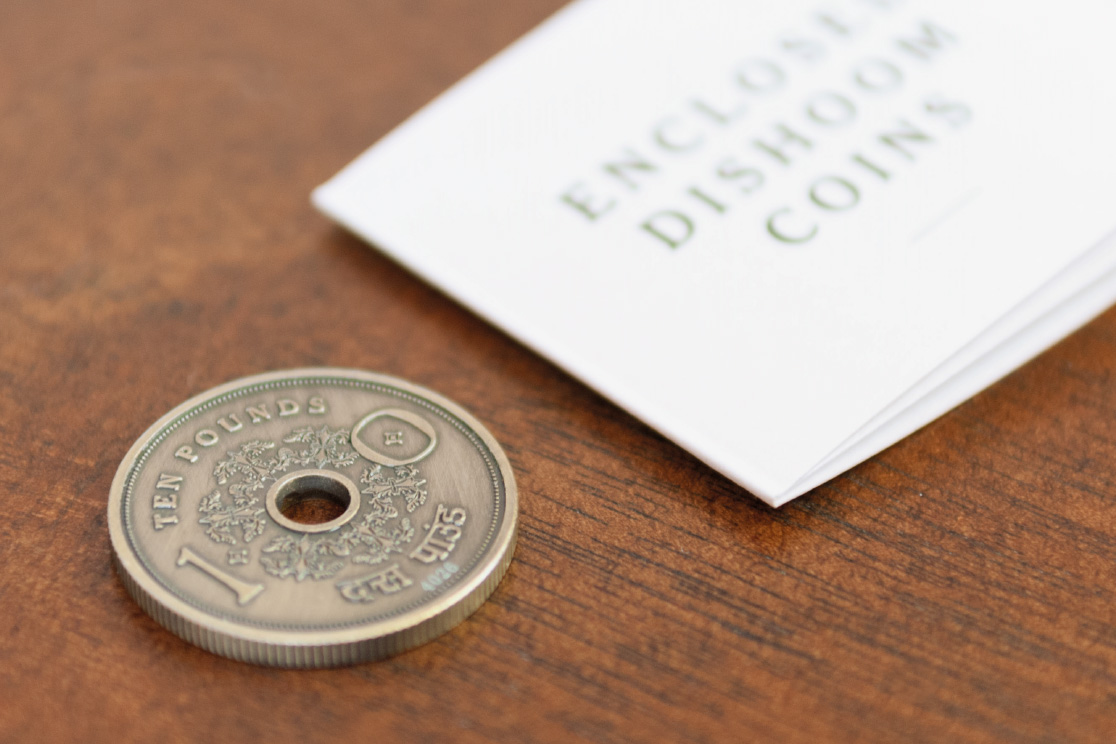 dishoom coins