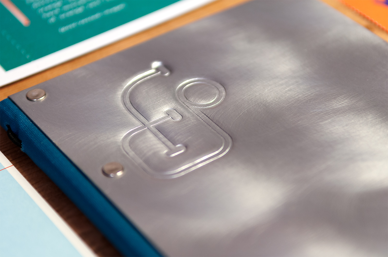 Brand design and marketing collateral for Foundry Project by Saint Design