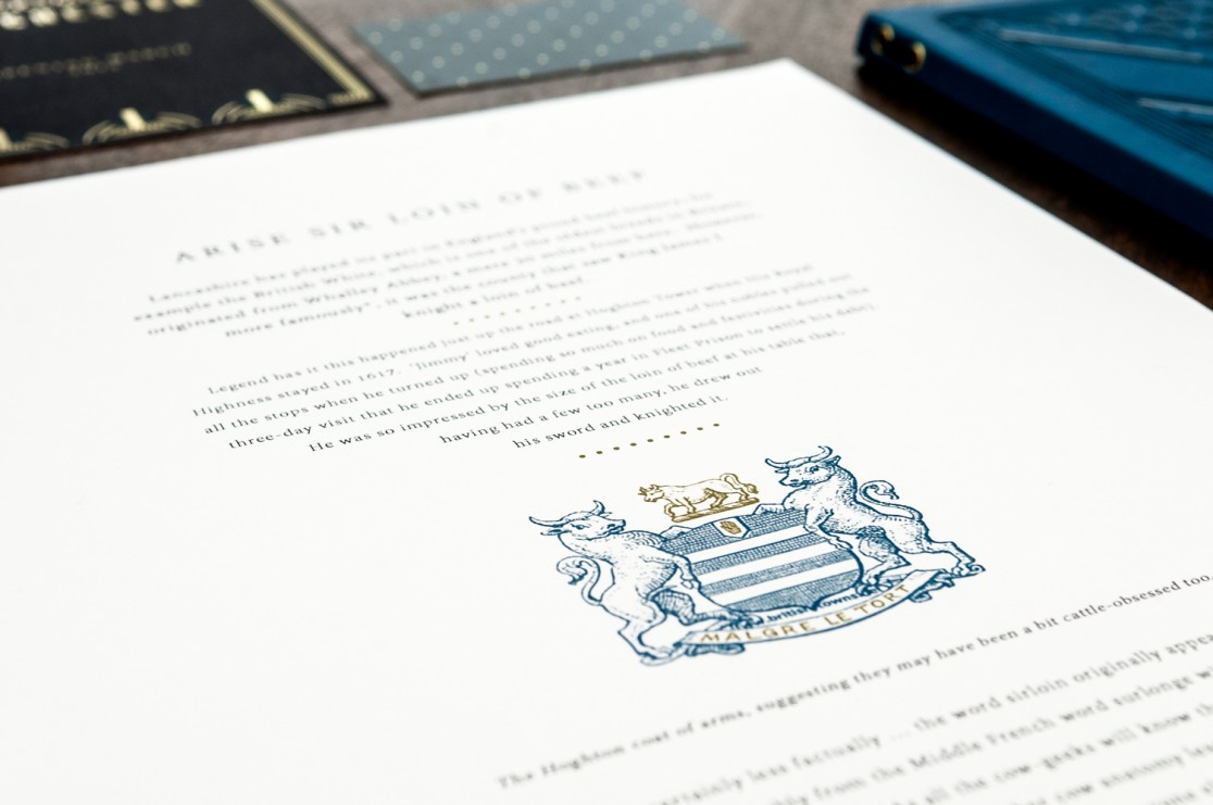 Brand design for Hawksmoor by Saint Design